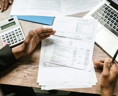 What is a debt collector