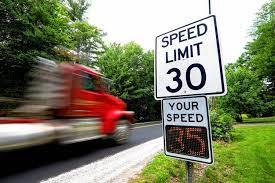 Atlanta Speeding Ticket